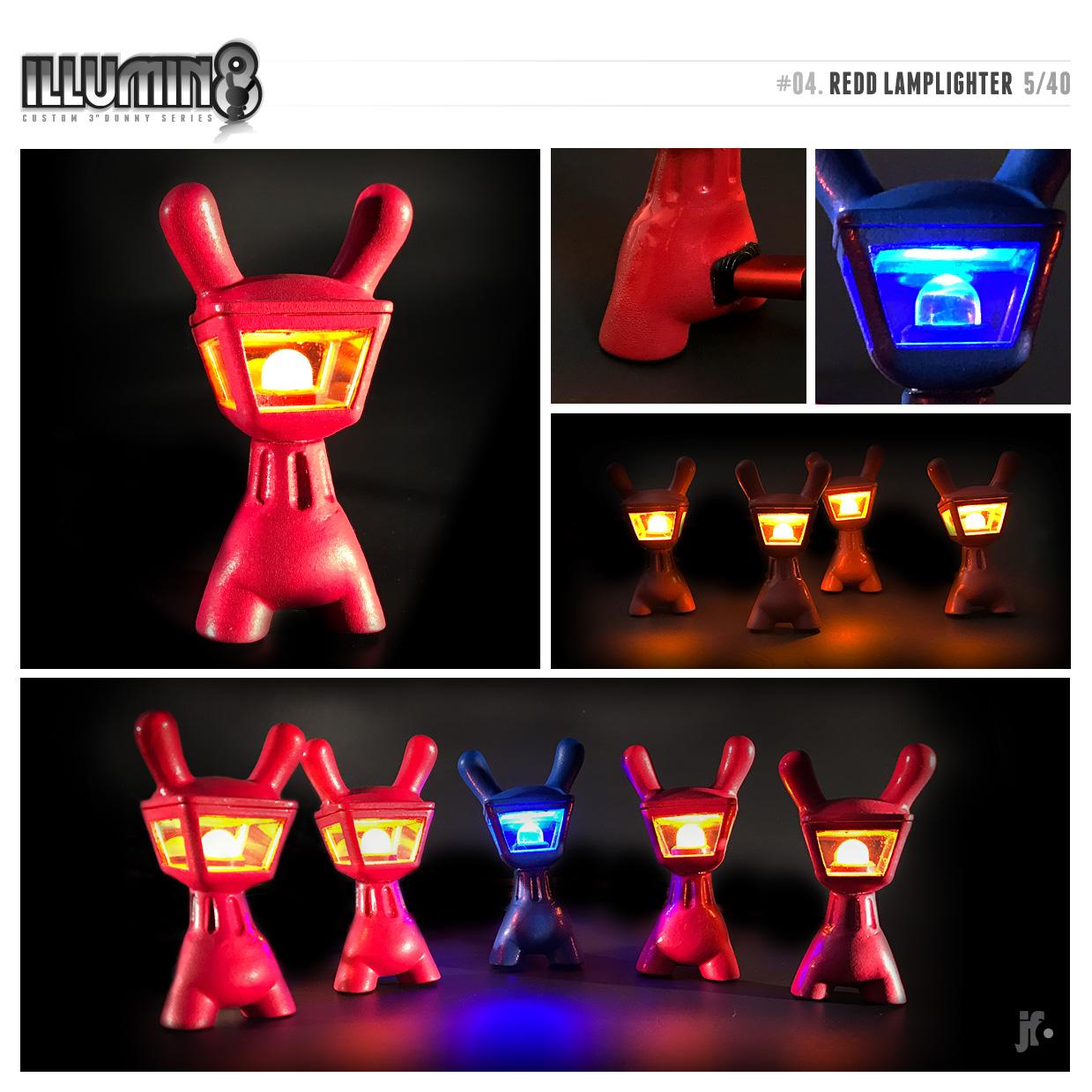 #04 Redd Lamplighter